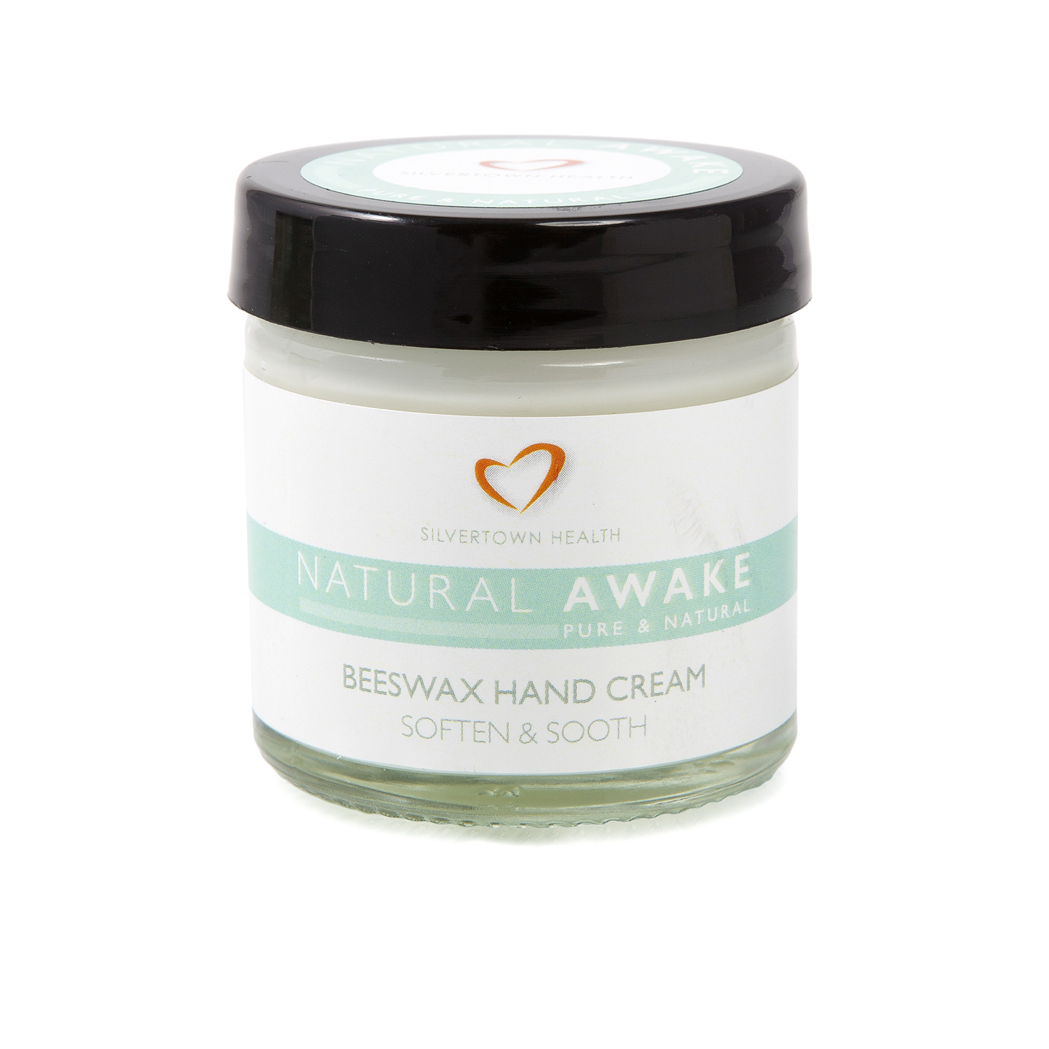 Natural Awake Beeswax Hand Cream - 60ml