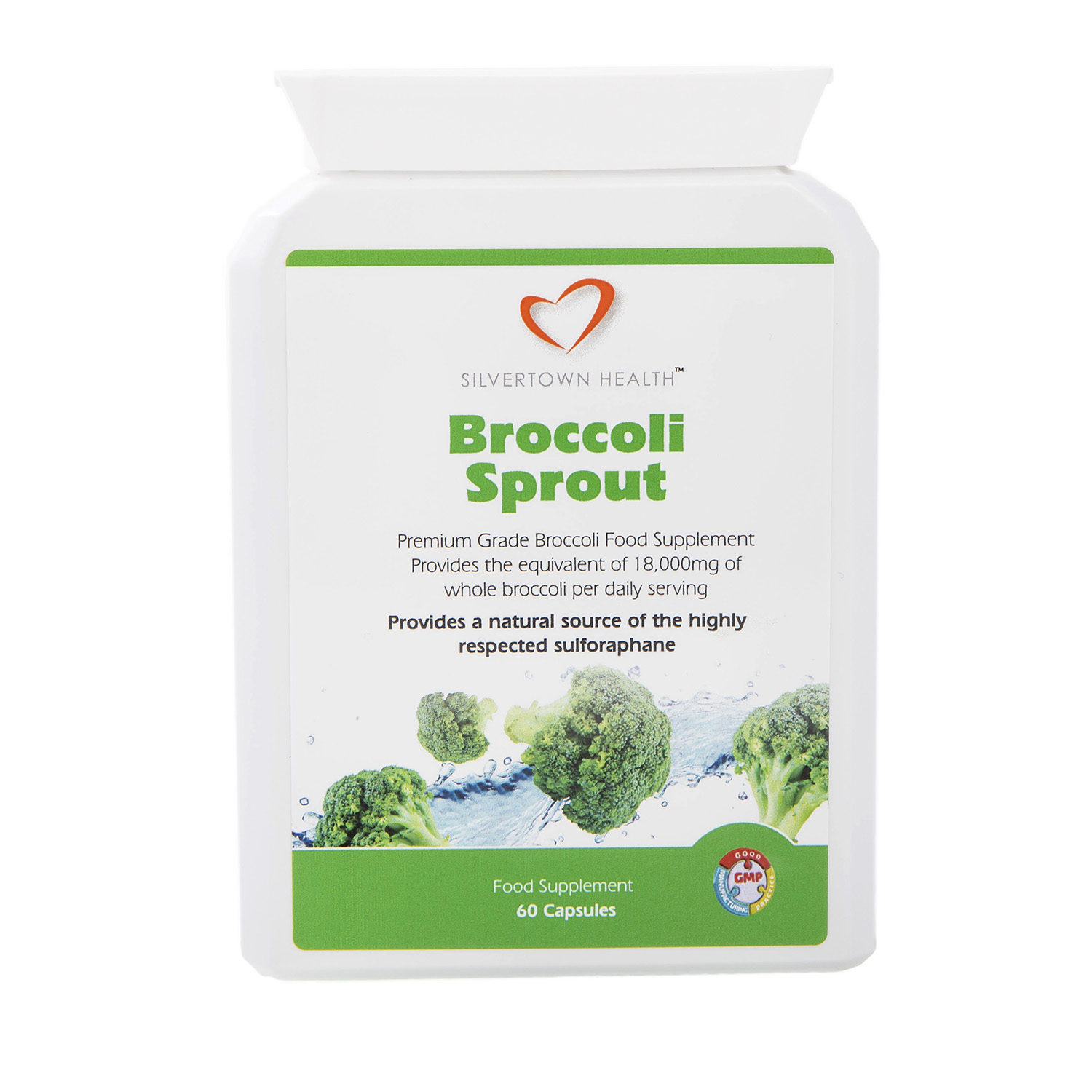 Broccoli Sprout - 60 Capsules