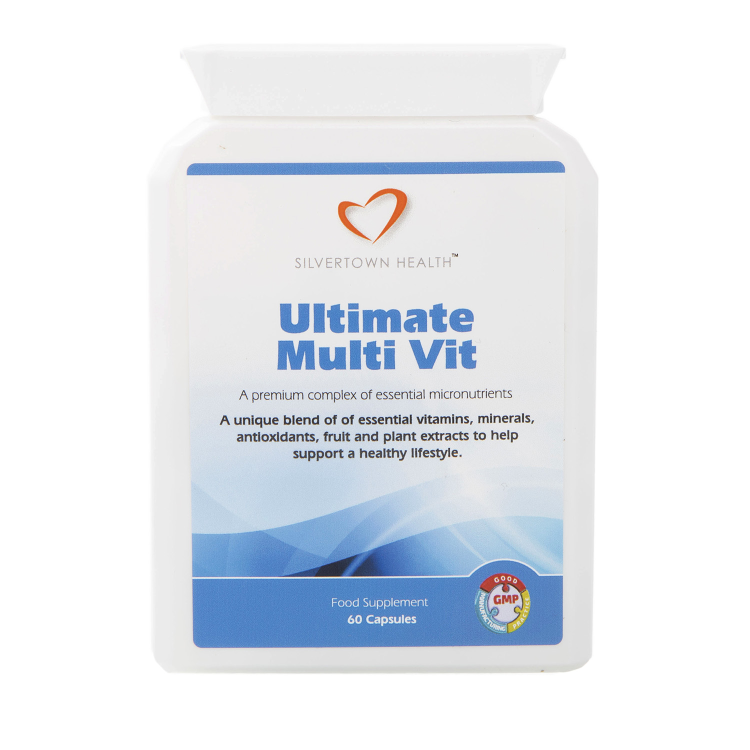 Ultimate Multi Vit - 60 Capsules