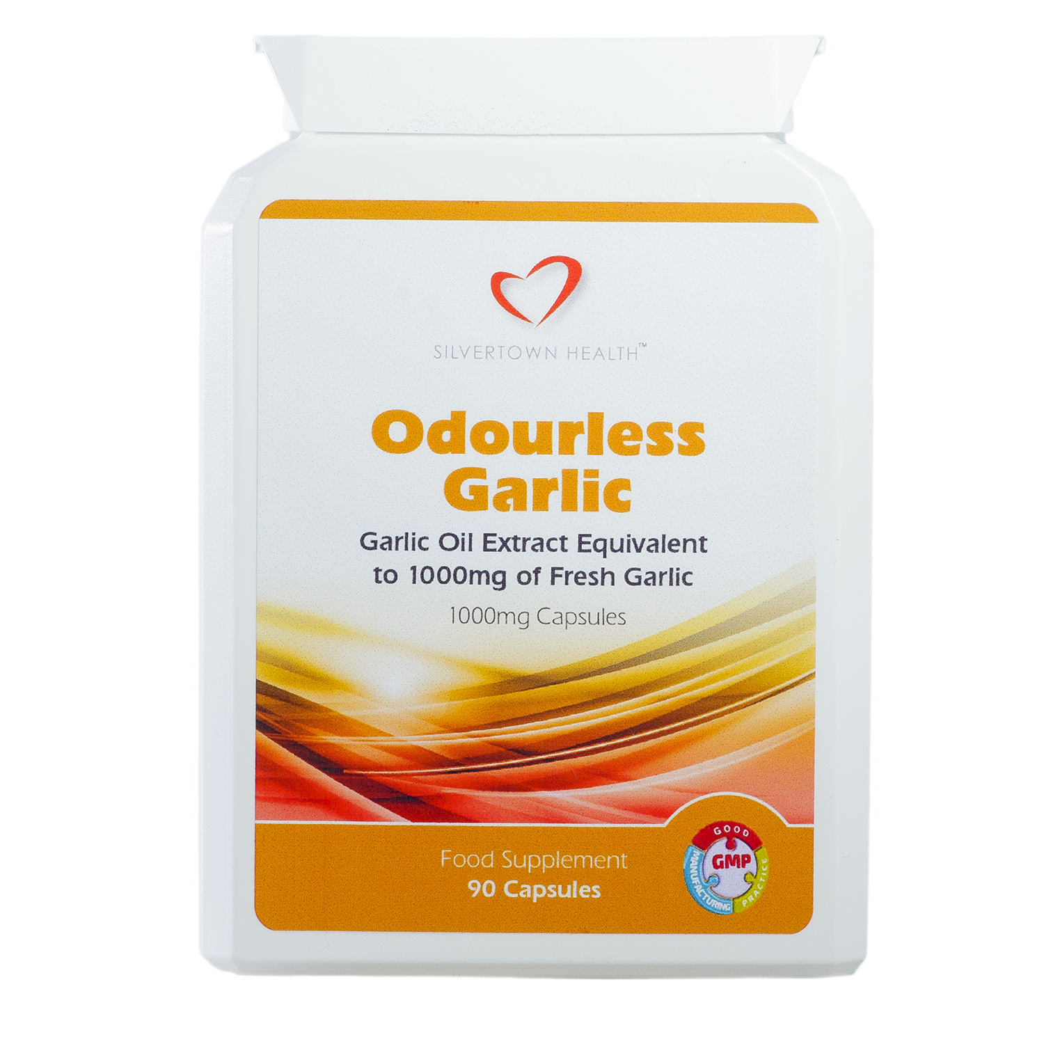 Garlic Capsules 1000mg - 90 Capsules