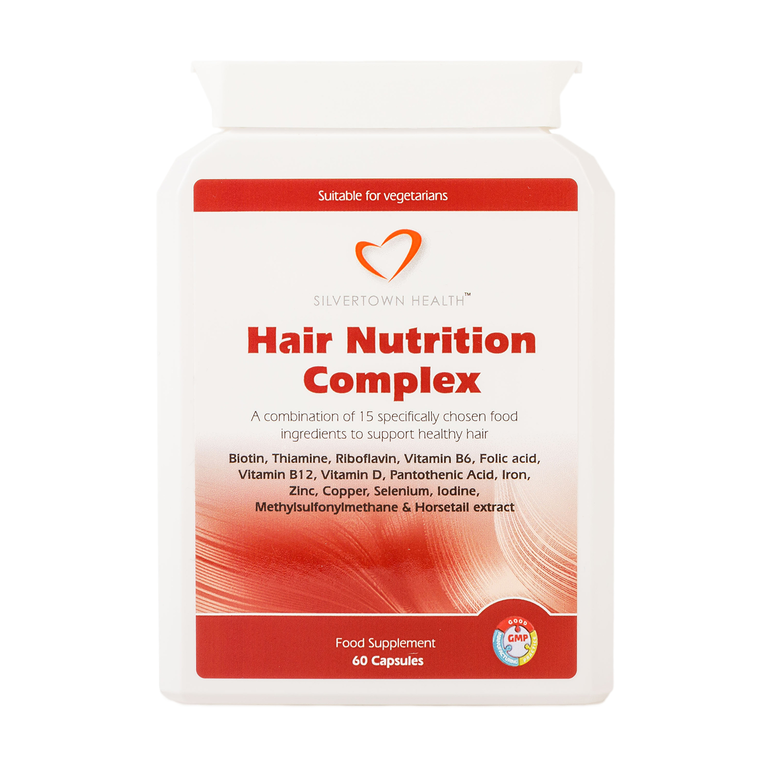 Hair Nutrition Complex - 60 Capsules
